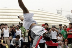 South Korea Breakdancing Craze